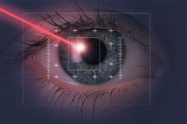 laseroperation af øjne