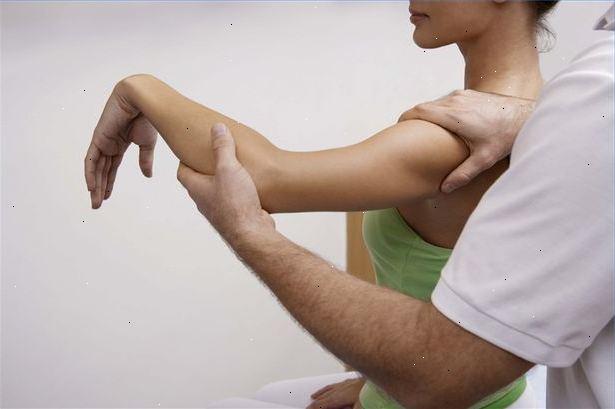 spændte muskler i benene