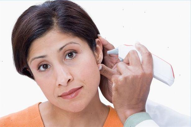 temperaturmåling i øret